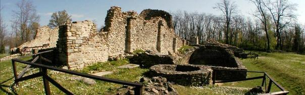 Castrum tardoantico. Parco Archeologico di Castelseprio e Torba (Va)